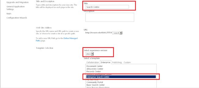 SharePoint-2013-Search-Center-site