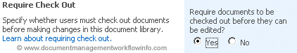 empower check, within proper limits out, and forming on a SharePoint archive library