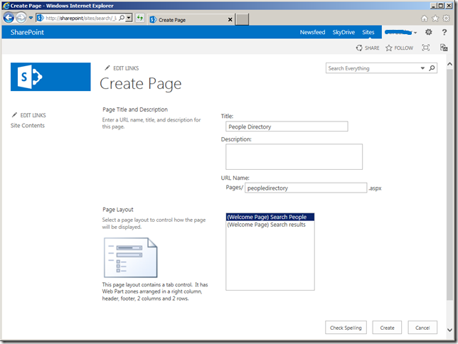Creating a Simple SharePoint 2013 People Directory4
