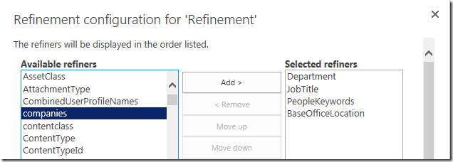 Creating a Simple SharePoint 2013 People Directory6