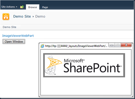 How to Solve SharePoint 2013 Fails to Render Image