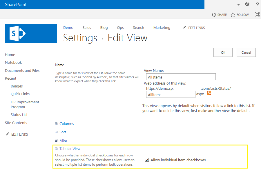 How to Solve Quick Edit Disabled in SharePoint 2013 Issue4