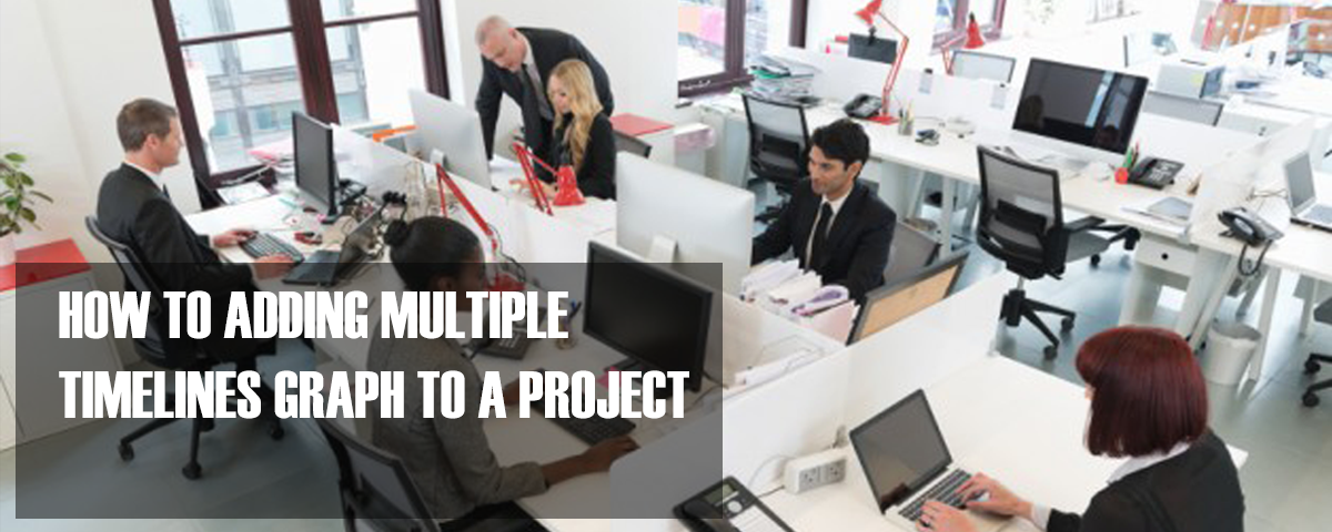 How to Adding Multiple Timelines Graph to a Project